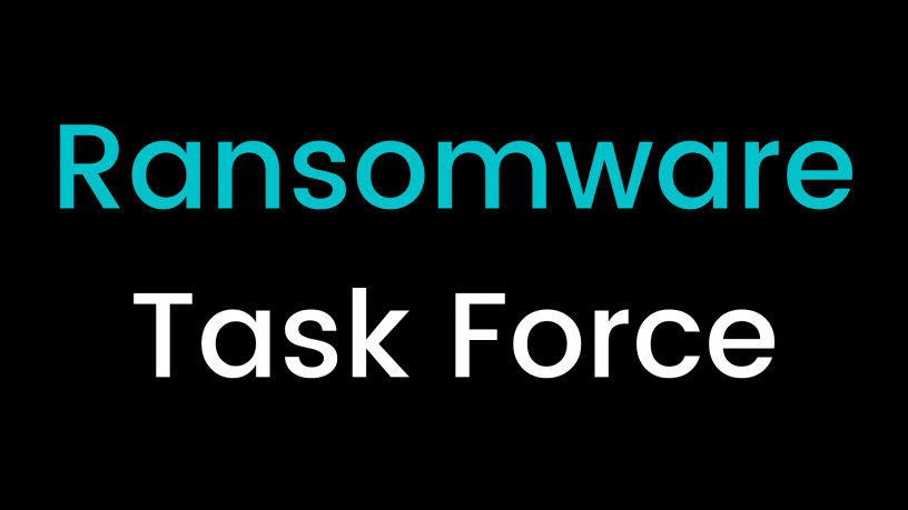 Ransomware Task Force