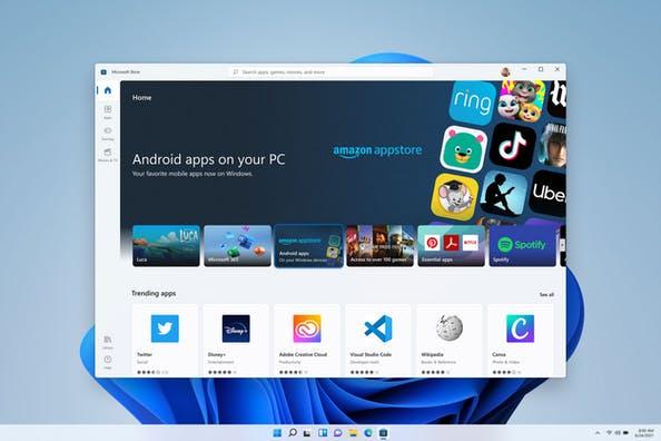 App Andorid su Windows 11
